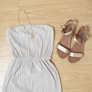 Grecian inspired dress..